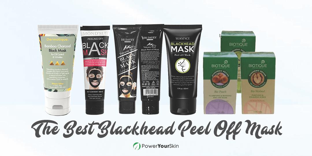 Best Blackhead Peel Off Mask