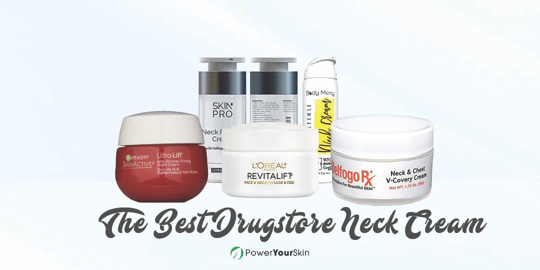 Best Drugstore Neck Cream