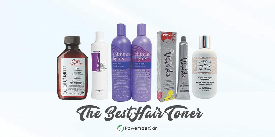 Best Hair Toner