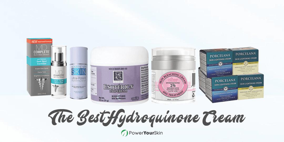 Best Hydroquinone Cream