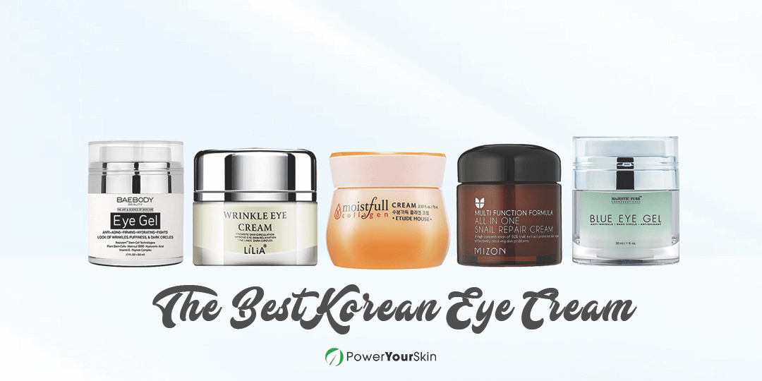 Best Korean Eye Cream