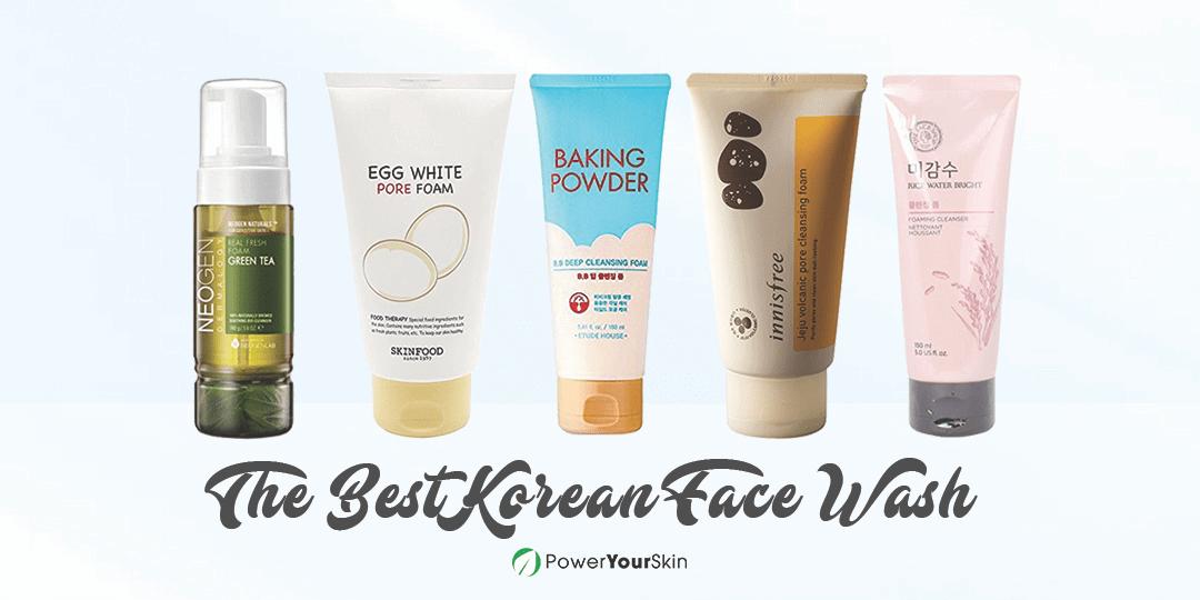 Best Korean Face Wash