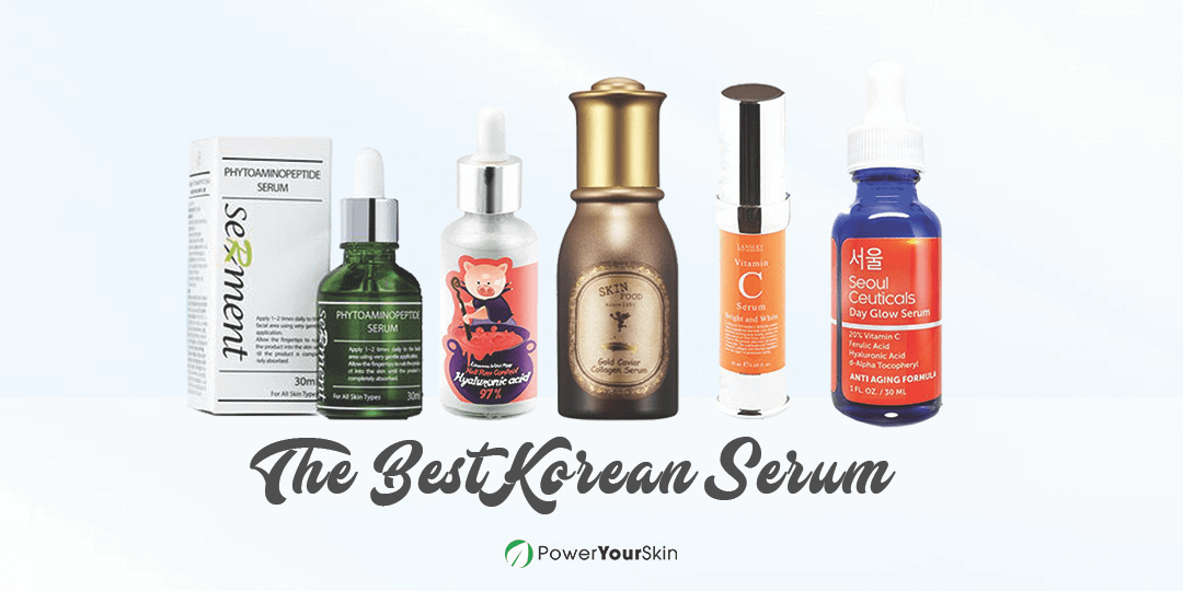 Best Korean Serum