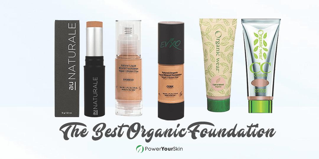 Best Organic Foundation