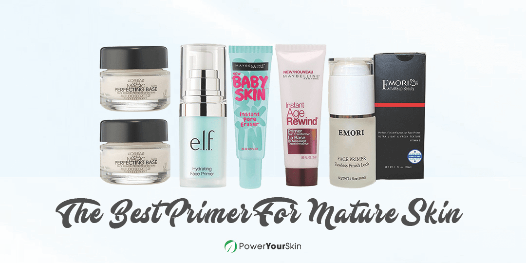Best Primer For Mature Skin