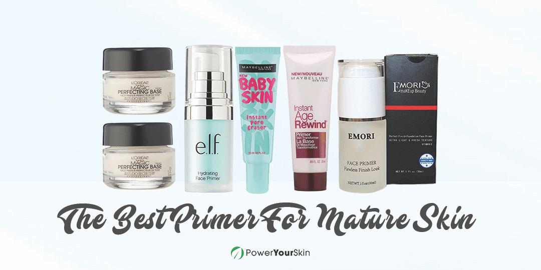 Best Primer For Mature Skin