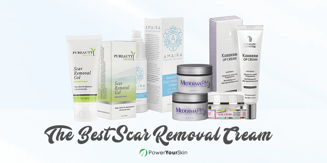 Best Scar Removal Cream 2020 Reviews Top Picks
