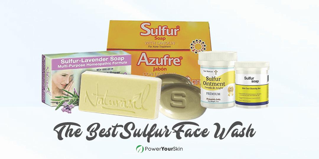 Best Sulfur Face Wash