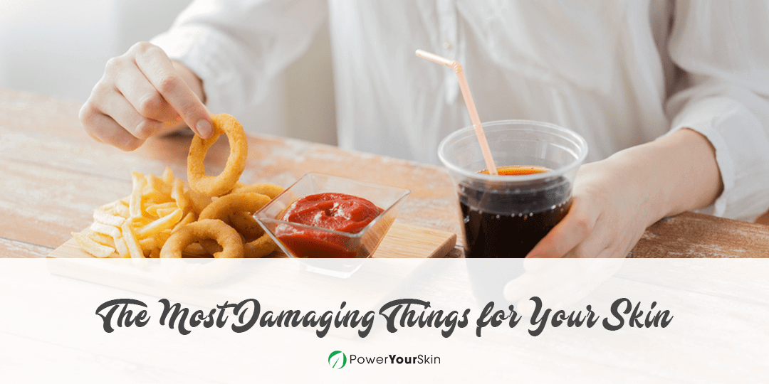 The 5 Most Damaging Things for Your Skin
